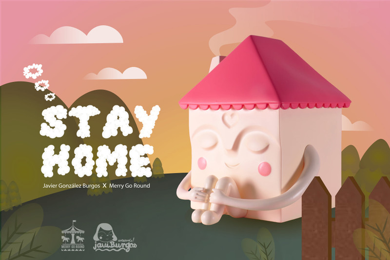 Stay Home by Javier Gonzales Burgos