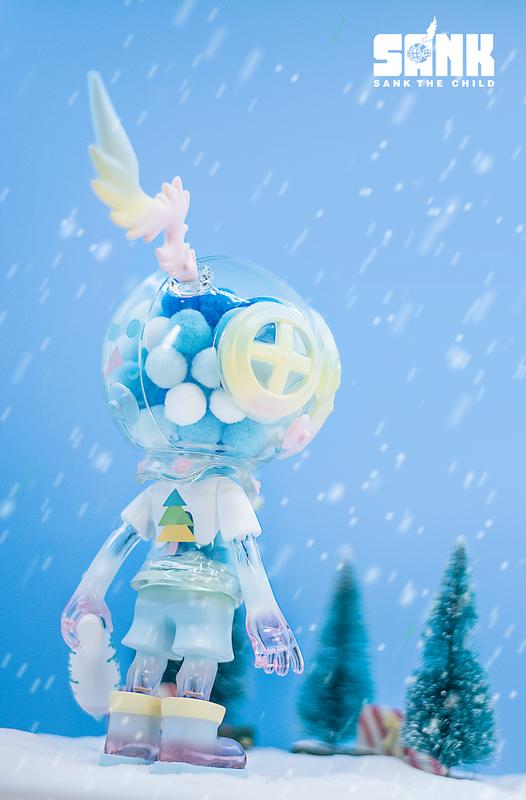 Little Sank Snow by Sank Toys PRE-ORDER SHIPS MAR 2021