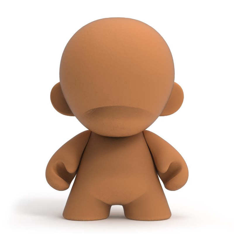 "Chia Pet Terracotta 5"" Munny"
