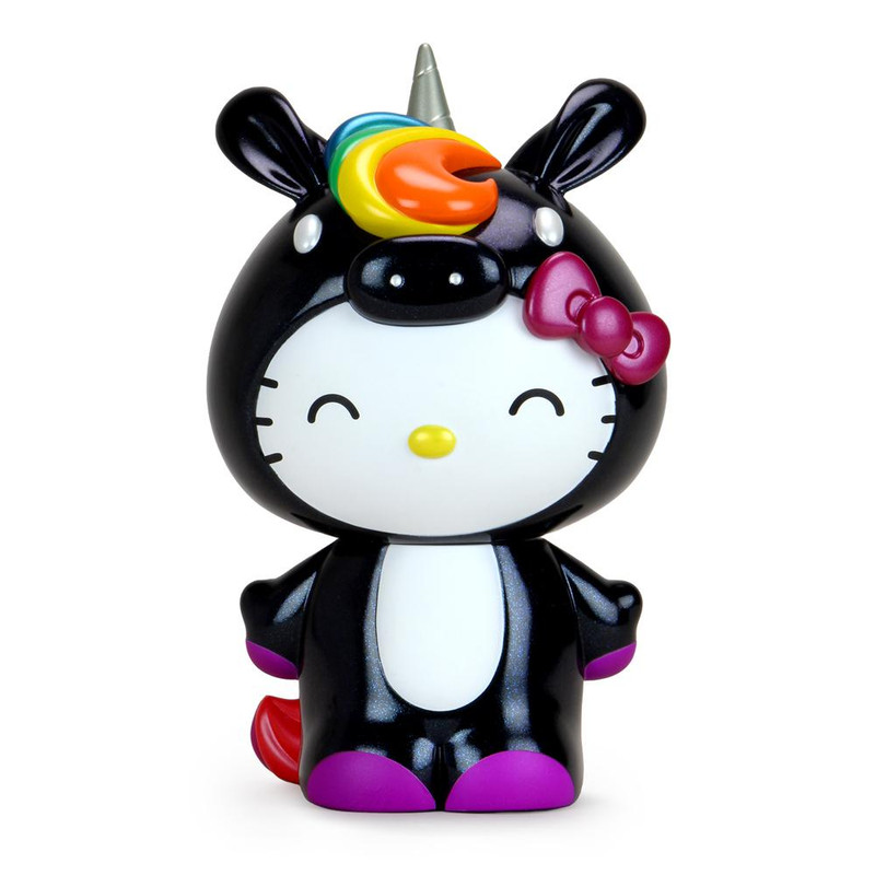 "Hello Kitty Unicorn 8"" Figure Black"
