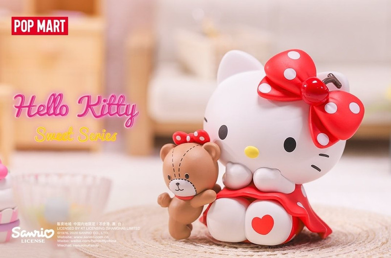 Hello Kitty Sweet Series Blind Box