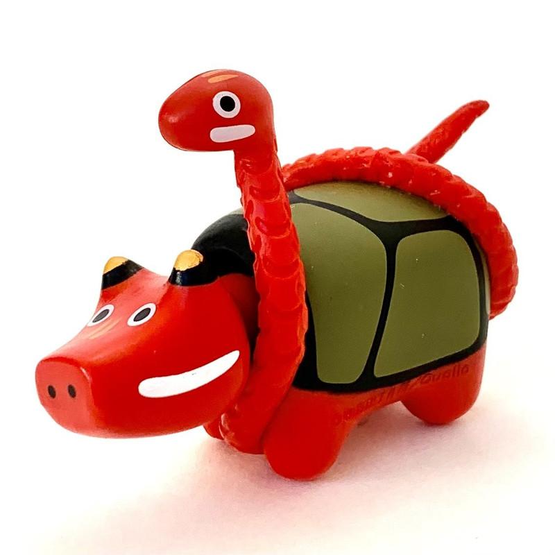 Japanese Mythological Animals Capsule Toys SHIPS WEEK OF MAY 24 2021