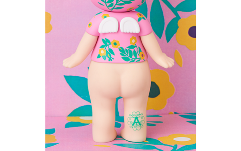 Sonny Angel Artists Collection x Anna Sui Active Angel in the Bird Garden