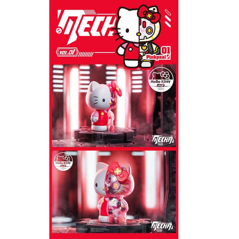 Mecha Hello Kitty Series Blind Box