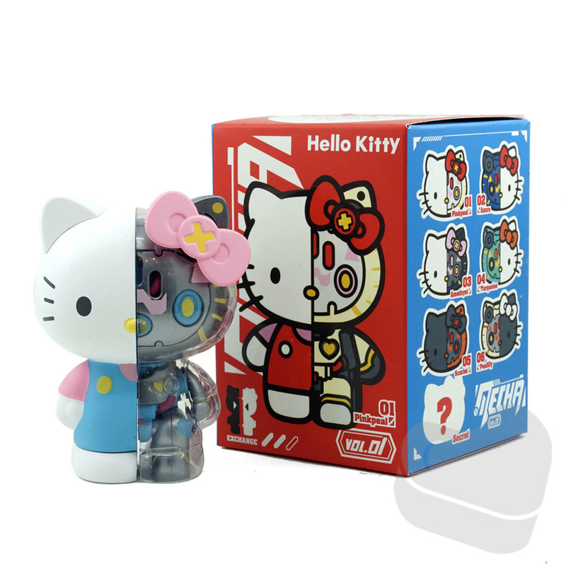 Mecha Hello Kitty Series Blind Box
