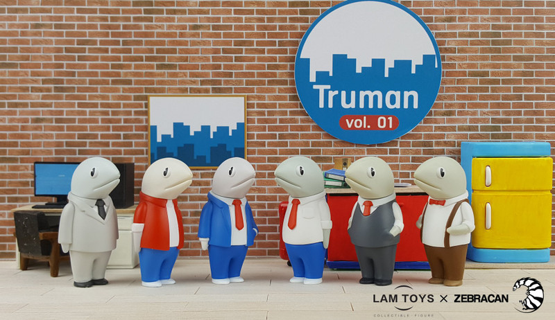 Truman Series Blind Box