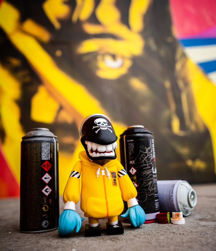 Mad Spraycan Mutant HazMAD by MAD