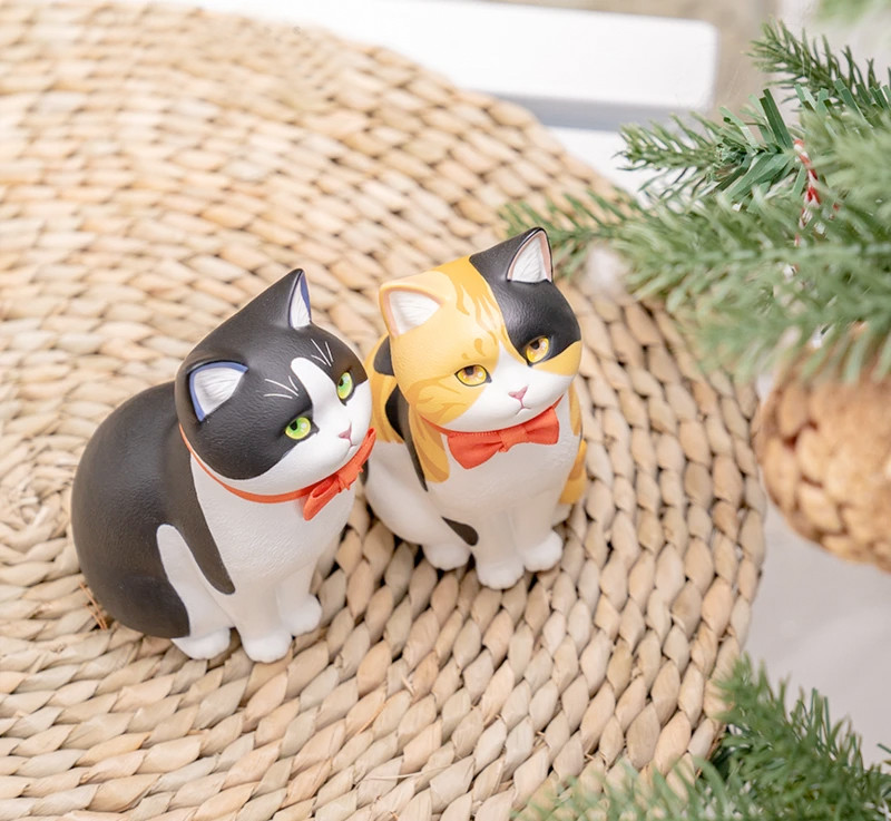 Sitting Cats Series Blind Box PRE-ORDER SHIPS SEP 2021
