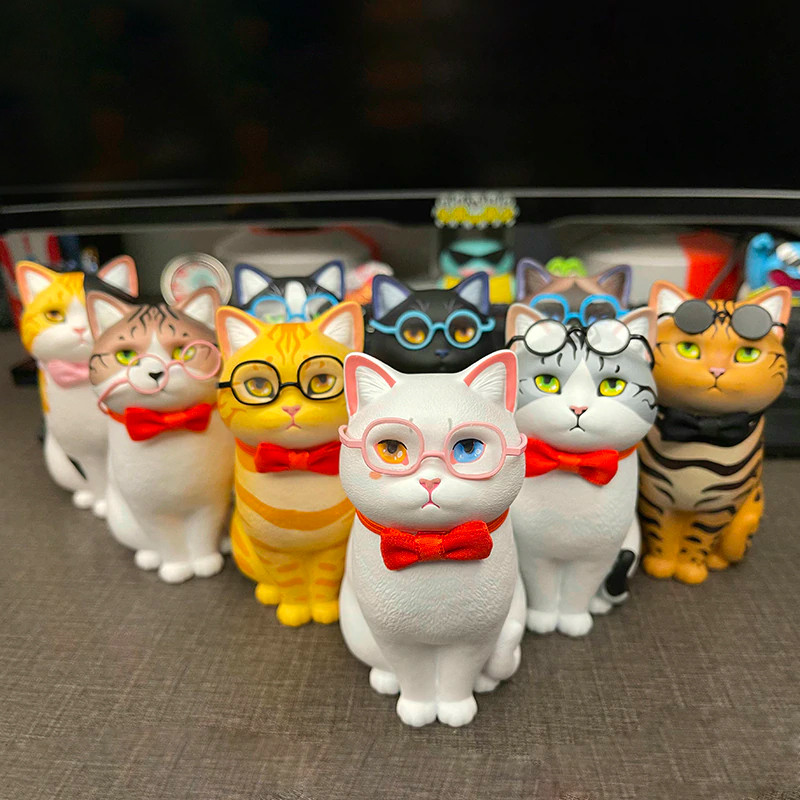 Sitting Cats Series Blind Box PRE-ORDER SHIPS APR 2021