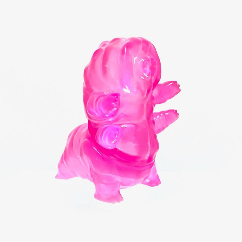 Tiny Tarbus the Tardigrade My Plastic Pink