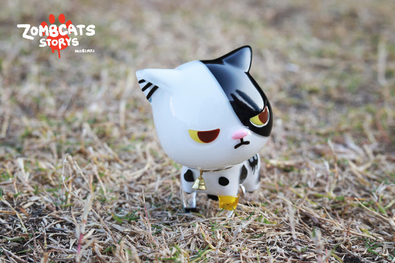 Zombcat Year of the Cow by Morimei PRE-ORDER SHIPS MAR 2021
