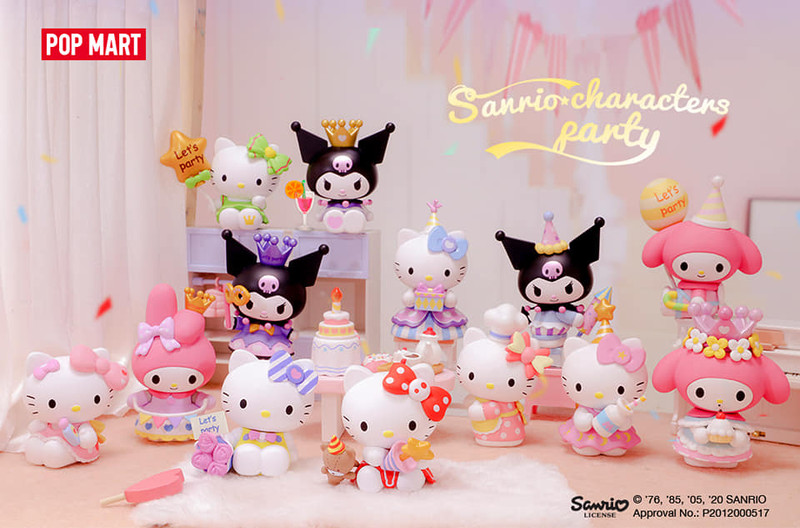 Sanrio Character Party Series Blind Box