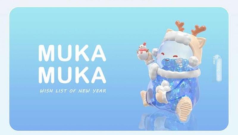 MUKAMUKA Wish List for New Year Blind Box
