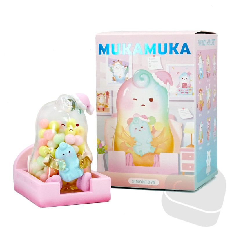 MUKAMUKA Wish List for New Year Blind Box
