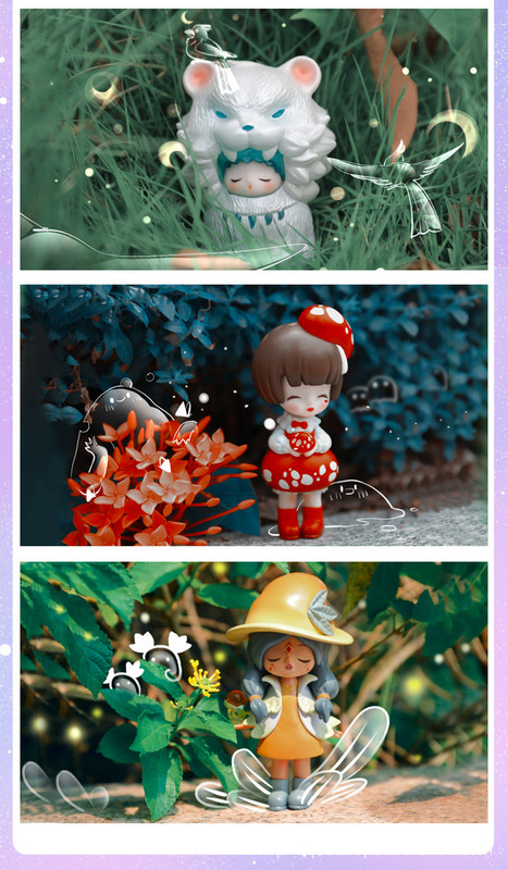 Misty Forest Blind Box