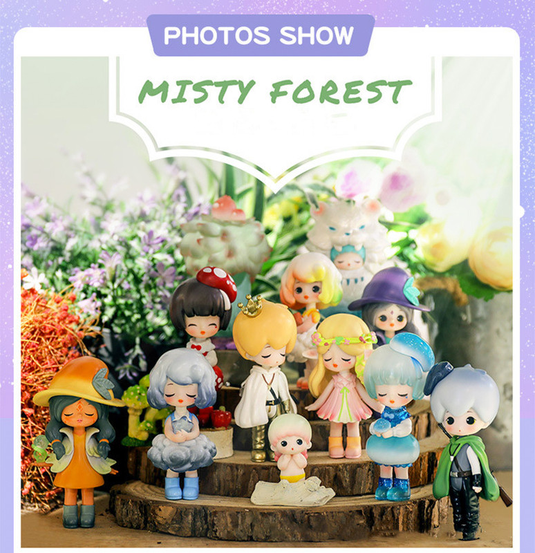 Misty Forest Blind Box PRE-ORDER SHIPS APR 2021