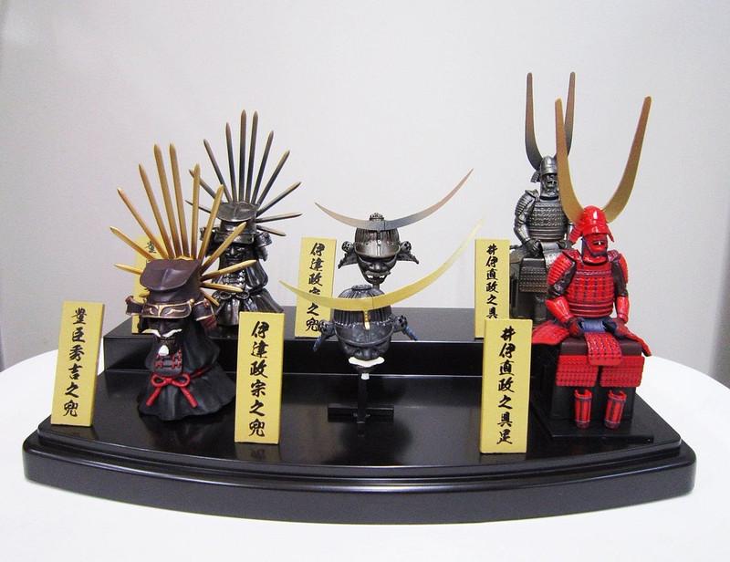 Samurai Armor Blind Box