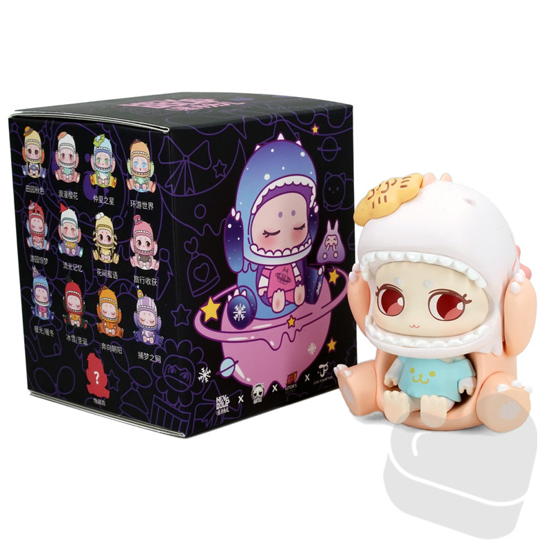 Umasou! The Kibbi Series Blind Box by Hey Dolls x Litor's Works