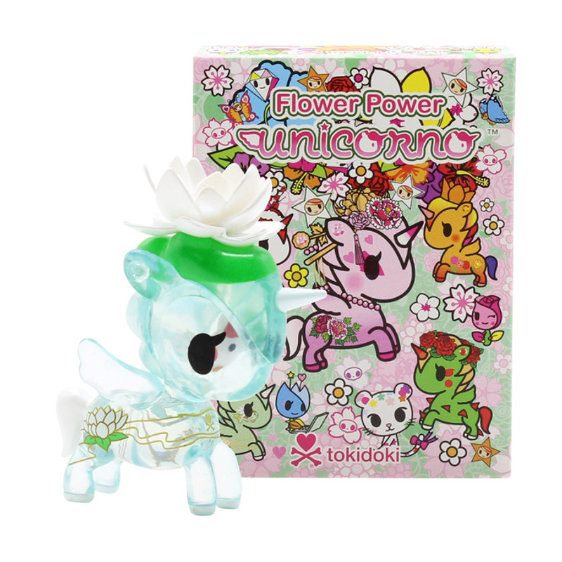 Unicorno Flower Power Series Blind Box