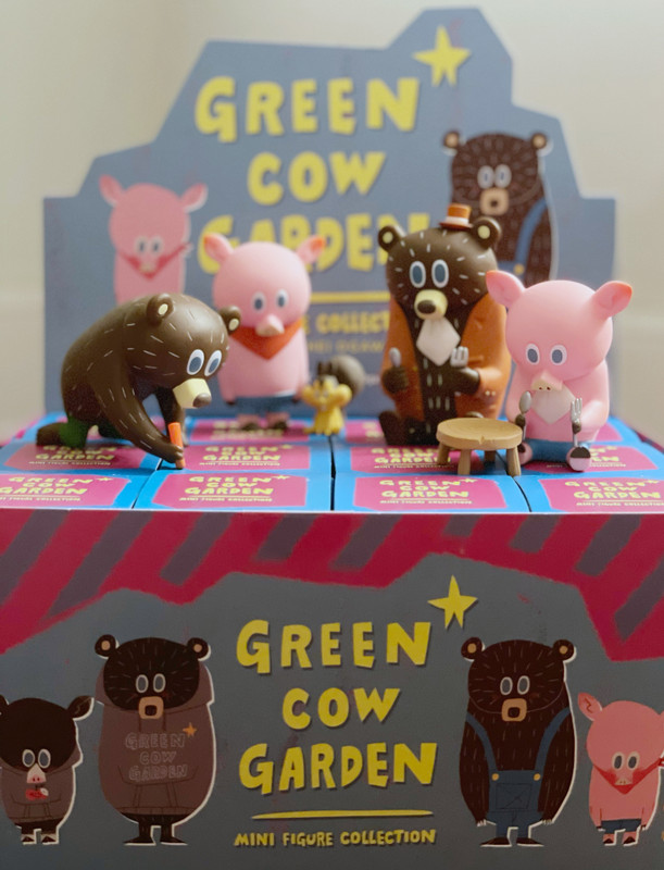 Green Cow Garden Blind Box Series by Kohei Ogawa PRE-ORDER SHIPS MAY 2021