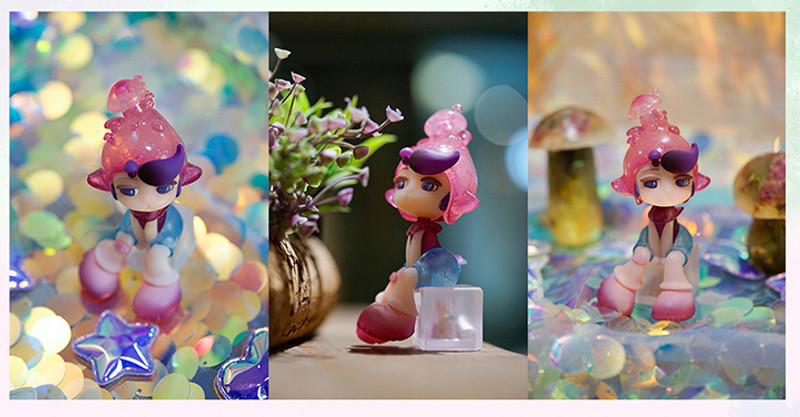 Aroma Princess Ella Song of Forest Blind Box