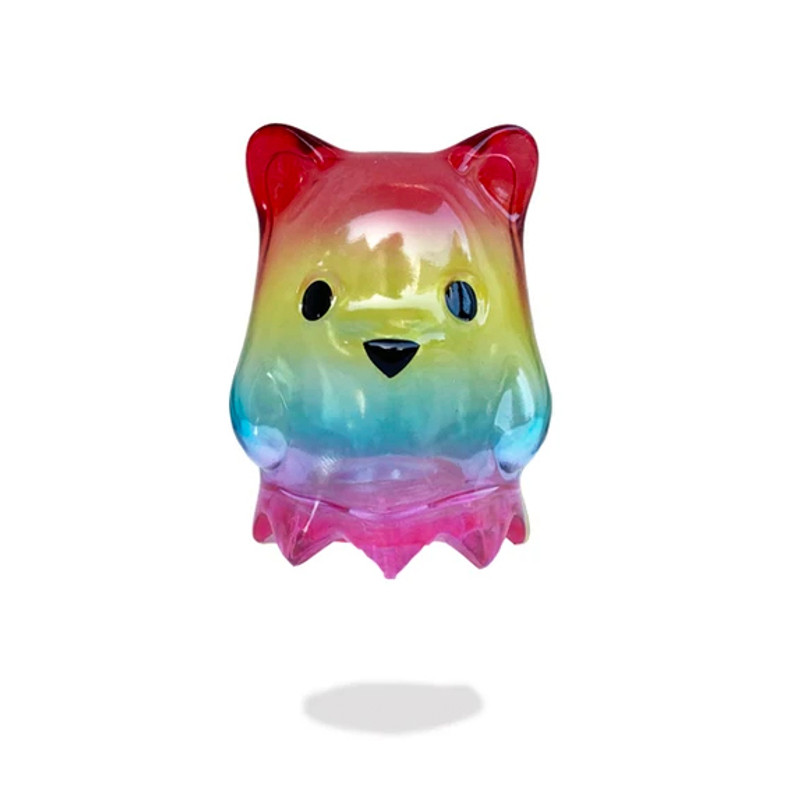 Ghostbear Rainbow by Luke Chueh