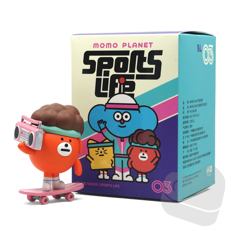 Momo Planet Sports Blind Box