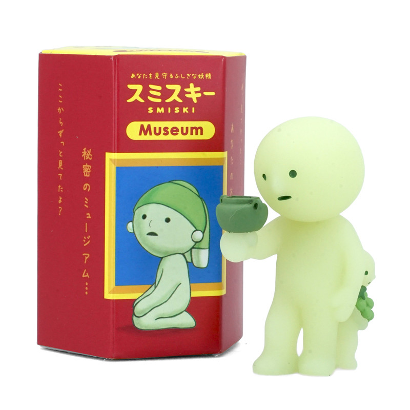 Smiski Museum Series Blind Box