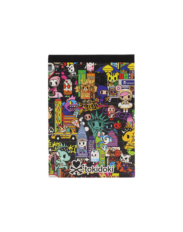 Tokidoki NYC Collection Note Pad