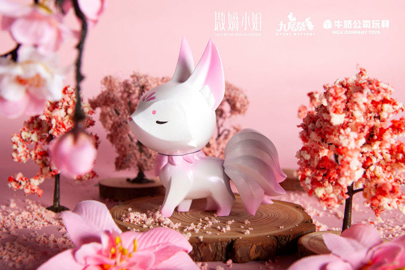 Miss Nine Tails by Haruspring PRE-ORDER SHIPS MAY 2021