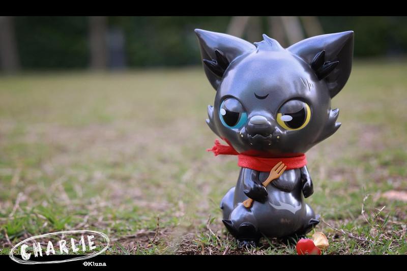 Charlie The Naughty Fox Blind Bag by OKLuna