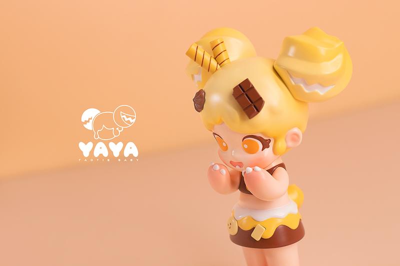 Yaya Mango Chocolate Pudding by Moe Double Studio PRE-ORDER SHIPS JUN 2021