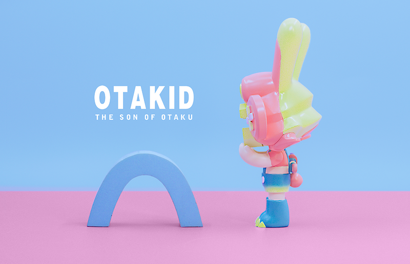 OTAKID Game Bunny Red by Sank Toys PRE-ORDER SHIPS JUN 2021
