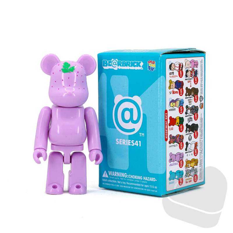 Be@rbrick Series 41 Blind Box