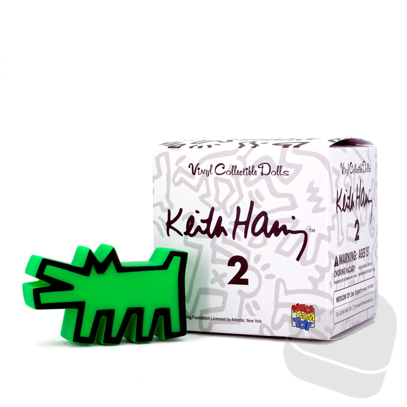 Mini VCD Keith Haring Series 2 Blind Box
