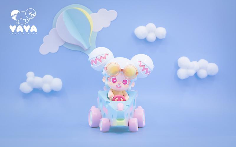 Yaya Cheese Driver Fairy Lala by Moe Double Studio PRE-ORDER SHIPS JUN 2021