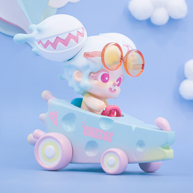 Yaya Cheese Driver Fairy Lala by Moe Double Studio PRE-ORDER SHIPS JUN 2021