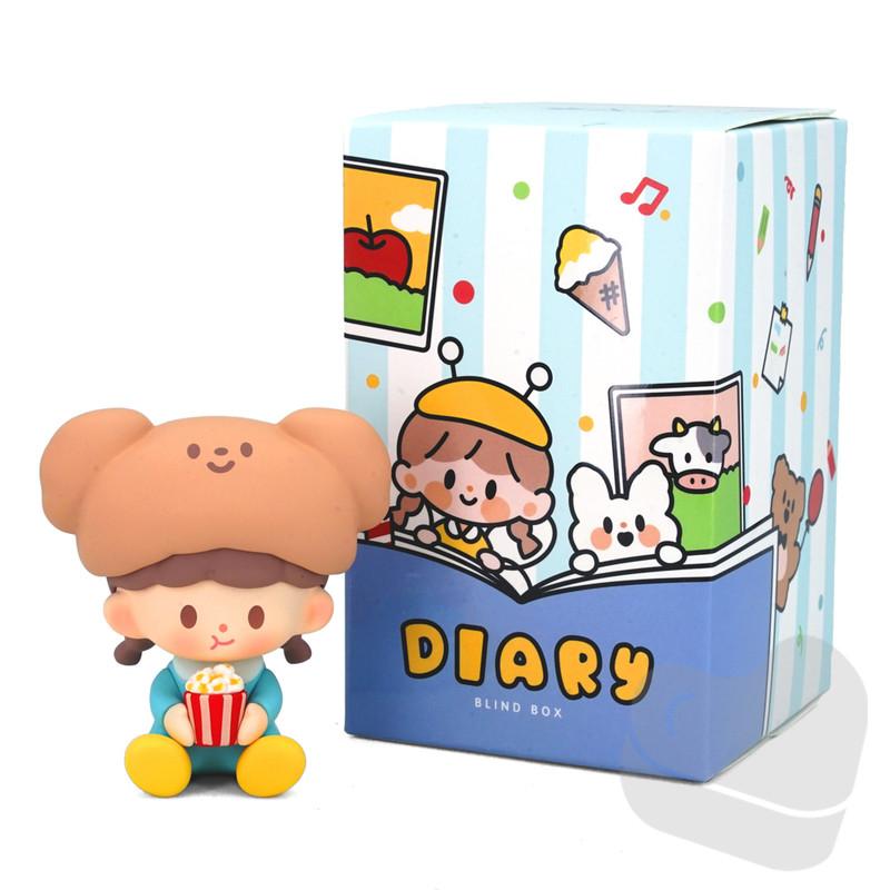 Diary Series Blind Box by Molinta