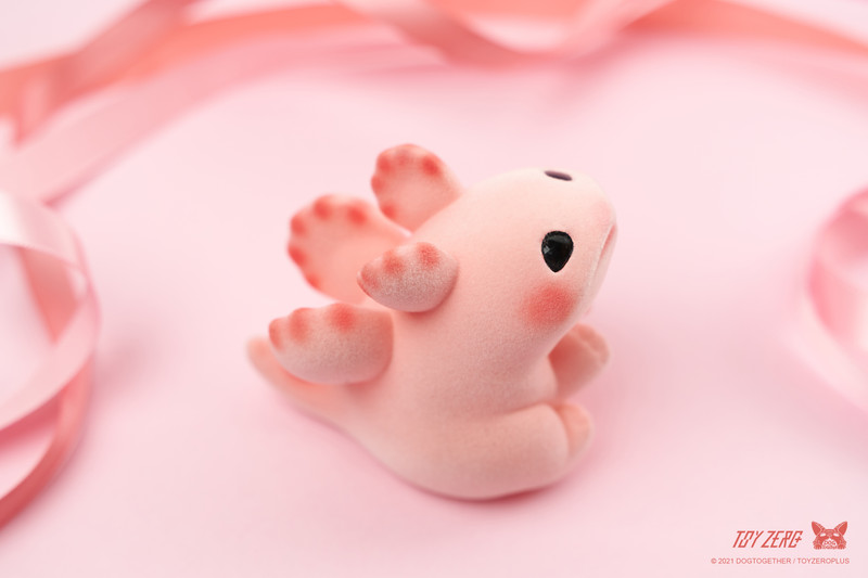 Bear Paw Dragon BEPO Pink Version by Dog Together Studio PRE-ORDER SHIPS MAY 2021