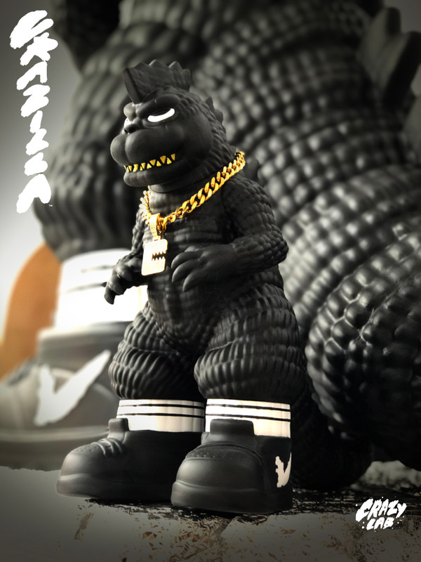 Crazilla Matte by Jimsee PRE-ORDER SHIPS JUN 2021