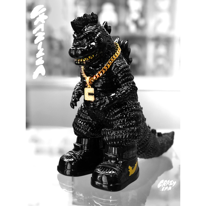 Crazilla Glossy by Jimsee PRE-ORDER SHIPS JUN 2021
