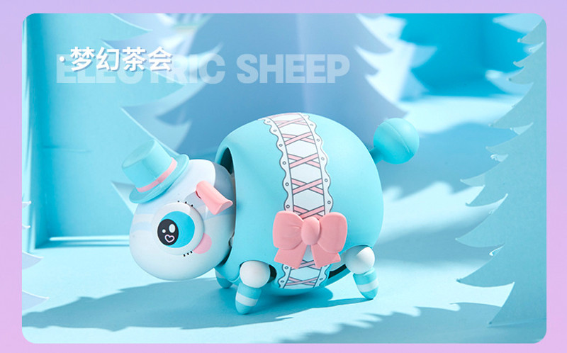 Electric Sheep Blind Box