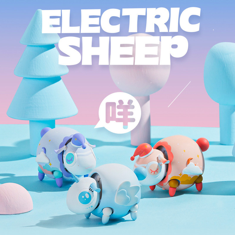 Electric Sheep Blind Box PRE-ORDER SHIPS MAY 2021