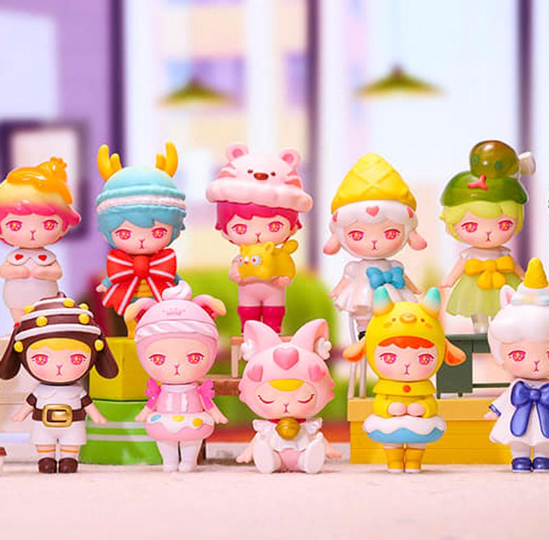 Bunny Chinese Zodiac Mini Series Blind Box