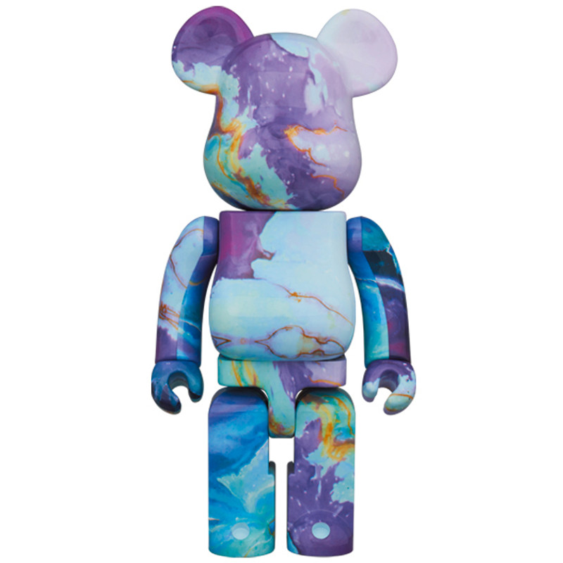 Be@rbrick 400% Marble PRE-ORDER SHIPS JUN 2021
