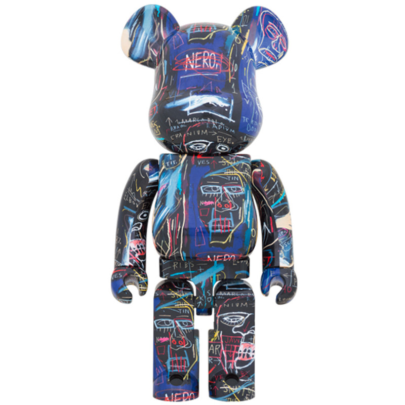 Be@rbrick 1000% Jean-Michel Basquiat #7 PRE-ORDER SHIPS JUN 2021