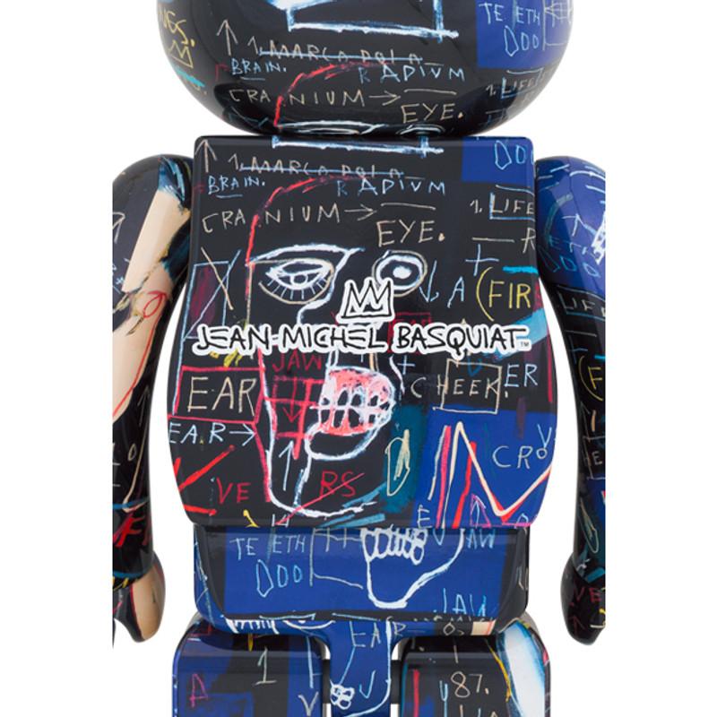 Be@rbrick 1000% Jean-Michel Basquiat #7