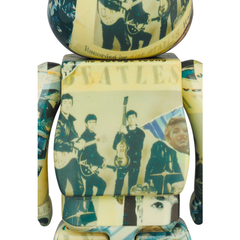 """Be@rbrick 400% and 100% The Beatles """"Anthology"""""""