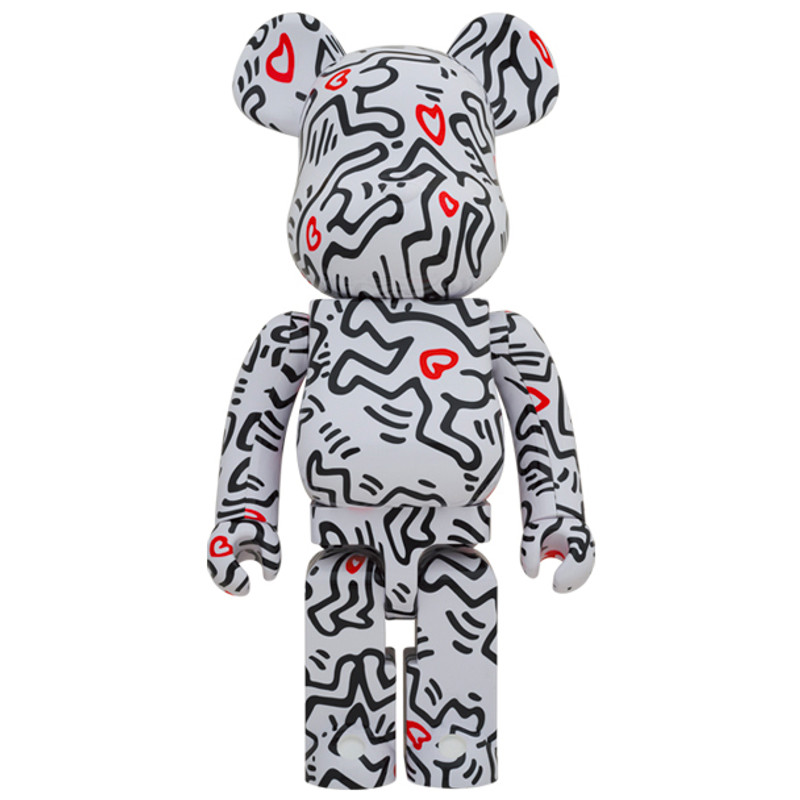 Be@rbrick 1000% Keith Haring #8 PRE-ORDER SHIPS SEP 2021