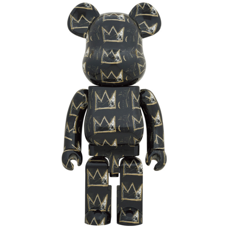 Be@rbrick 1000% Jean-Michel Basquiat #8 PRE-ORDER SHIPS SEP 2021